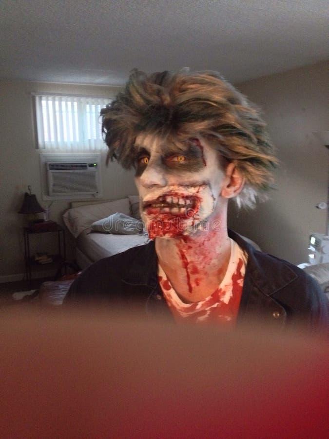 Costume Halloween photo libre de droits