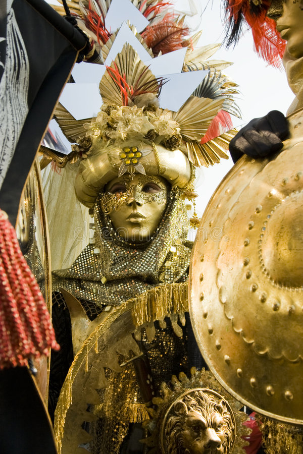costume Rome d'or photo stock