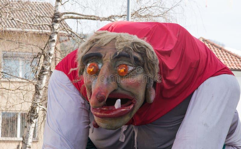 Download Costume Traditionnel De Carnaval Annuel De Cerknica En Slovénie Photo stock - Image du ethnique, fantasmagorique: 87708714