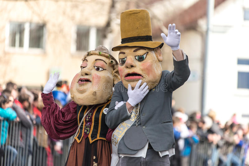 Download Costume Traditionnel De Carnaval Annuel De Cerknica En Slovénie Image stock - Image du païen, costume: 87708723