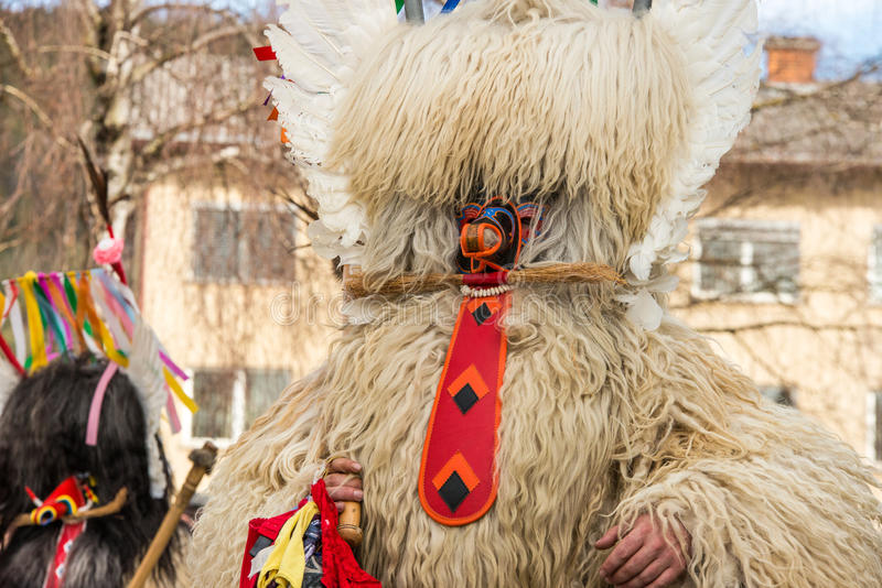 Download Costume Traditionnel De Carnaval Annuel De Cerknica En Slovénie Image stock - Image du slovenia, diable: 87709071