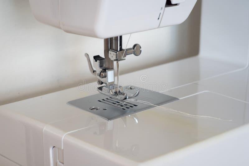 Costurar machineready fotografia de stock