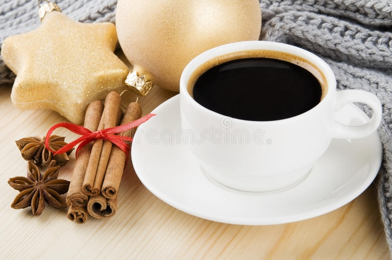 Cosy winter stock photography