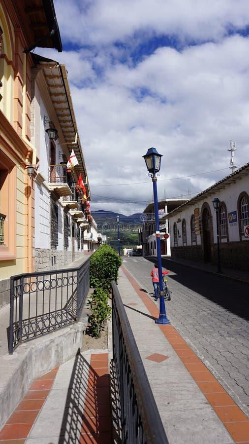 Cotacachi Ekwador obraz royalty free