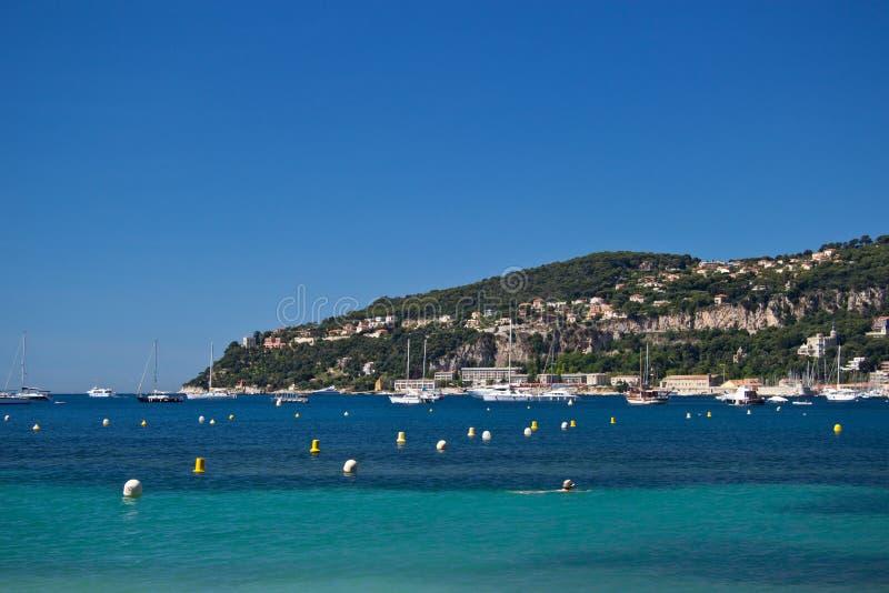 Cote d'Azur photos libres de droits