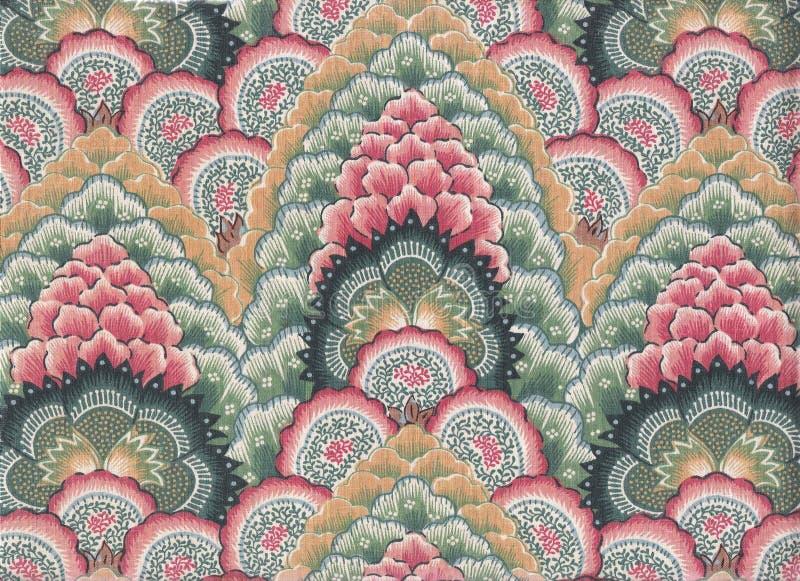 coton batikowy hindus zdjęcia royalty free