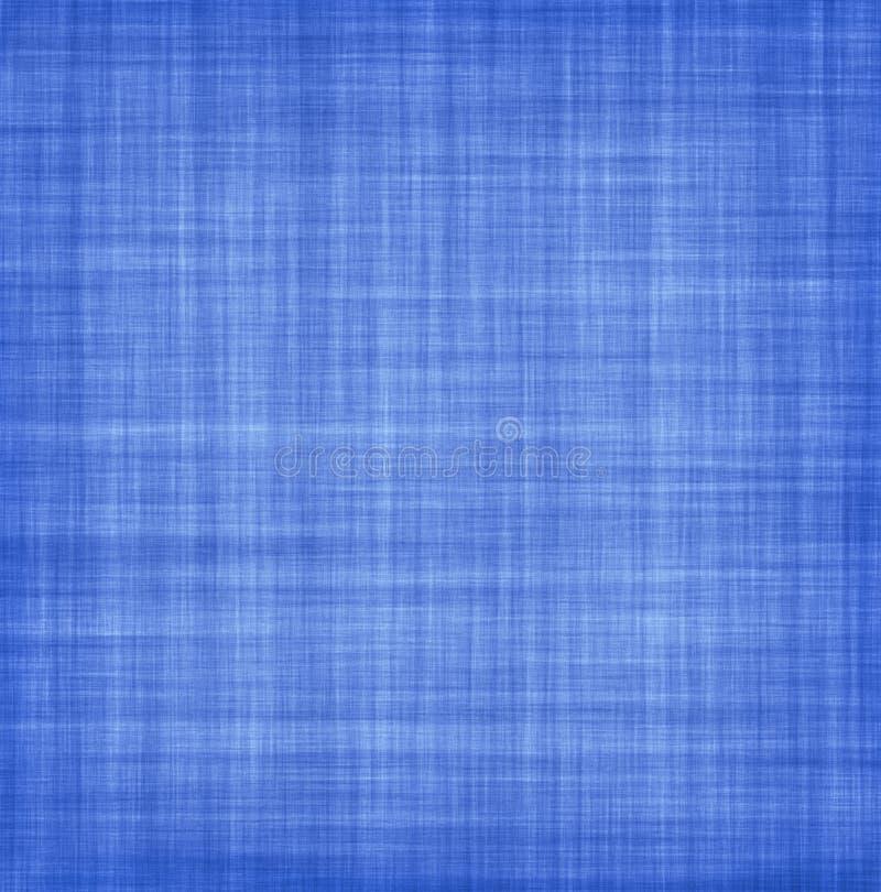 Coton bleu image libre de droits