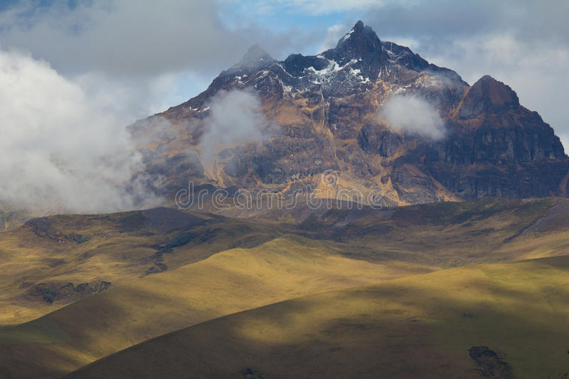 Download Cotopaxi National Park stock image. Image of cotopaxi - 23611465