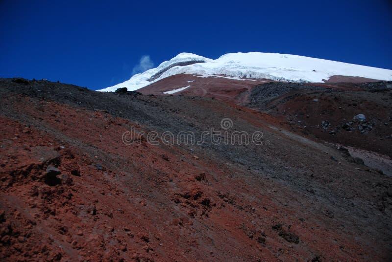 Cotopaxi Volcano - Ecuador royalty free stock photo
