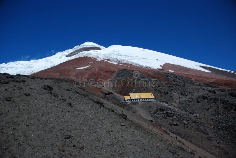Cotopaxi Volcano - Ecuador stock photography