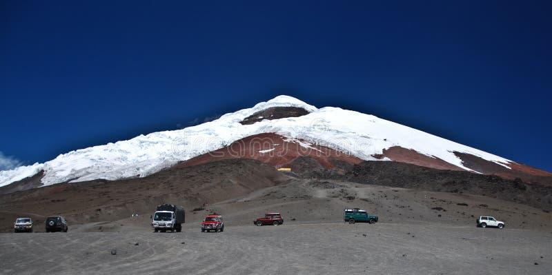 Cotopaxi Volcano - Ecuador royalty free stock photos