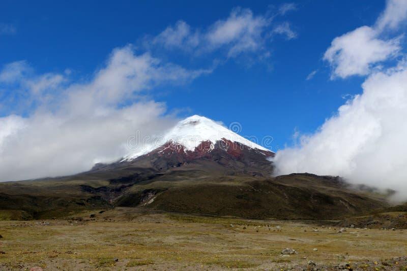 Cotopaxi Volcano in Ecuador Southamerica stock images