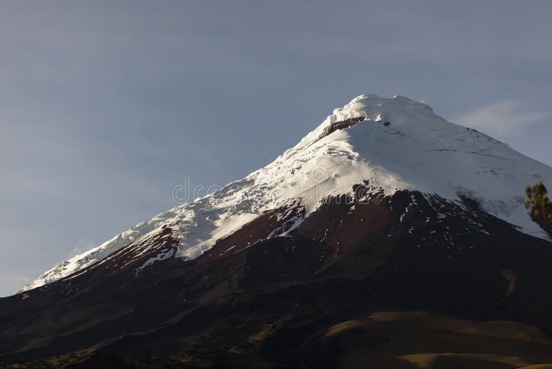 Download Cotopaxi wulkan obraz stock. Obraz złożonej z natura - 53775313