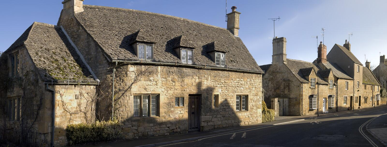 Cotswolds immagine stock