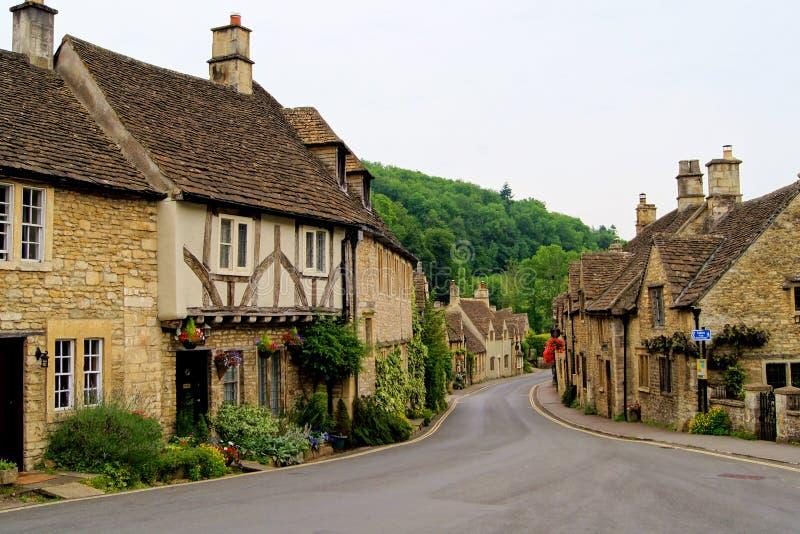 Cotswolds inglese fotografia stock