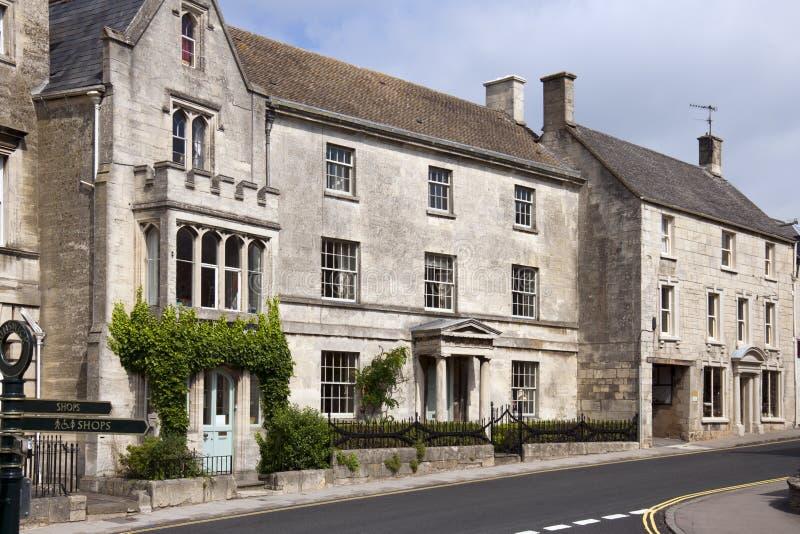 Cotswolds - Painswick pintorescos fotos de archivo libres de regalías
