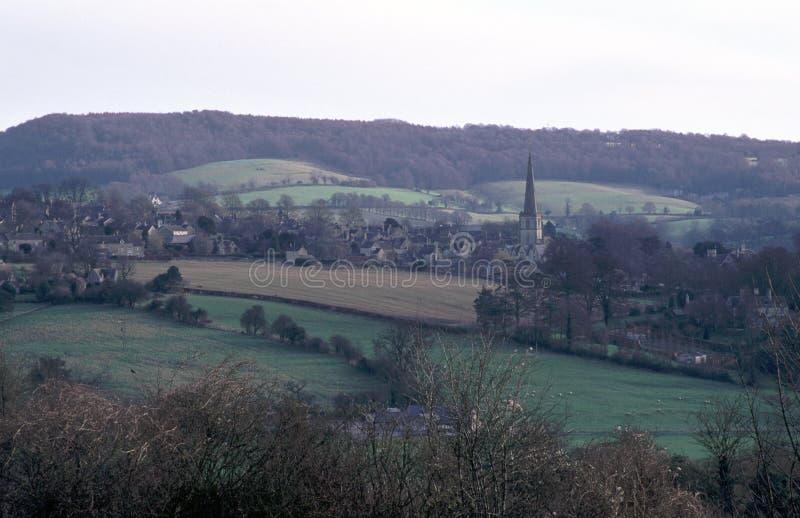 Cotswolds - Painswick scéniques photos libres de droits