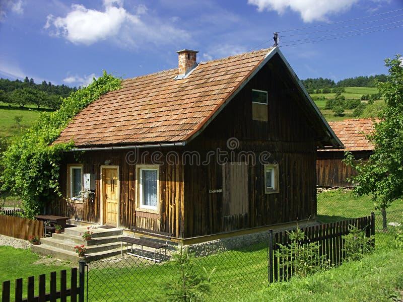 Download Cottage 04 immagine stock. Immagine di pulito, costruzione - 209669
