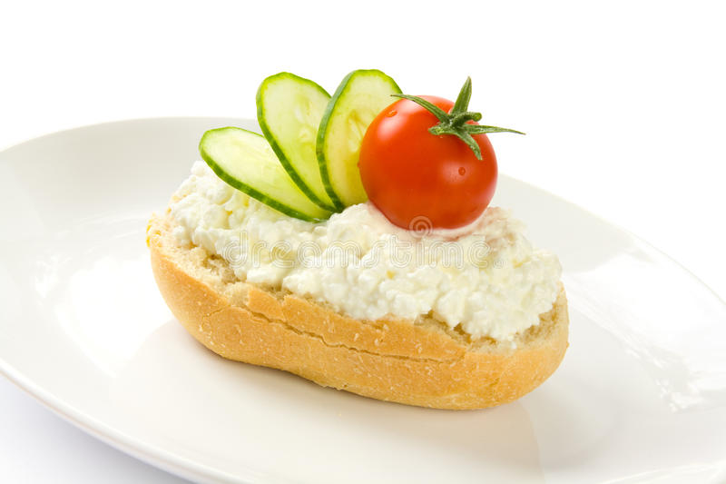 Download Cottage Cheese Royalty Free Stock Photo - Image: 12842575