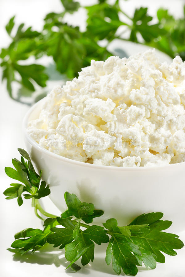 Download Cottage Cheese Stock Image - Image: 19587841