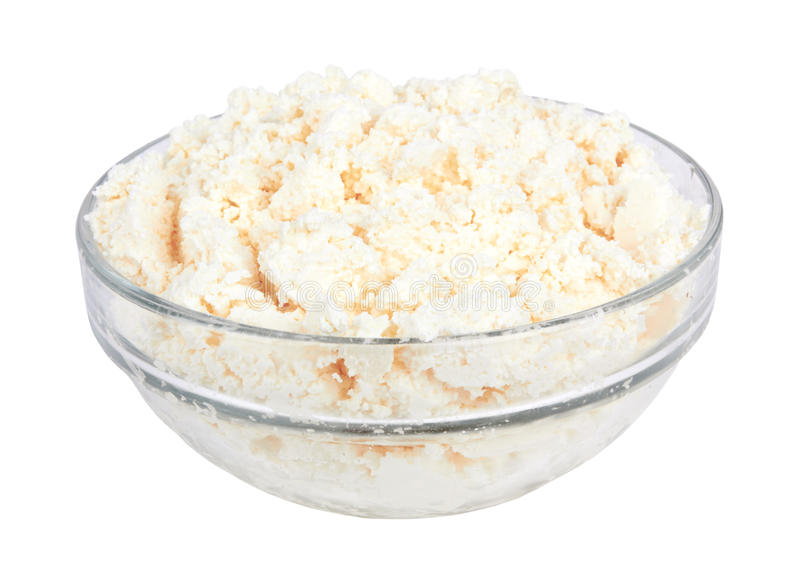 Download Cottage Cheese Stock Image Of Health Container