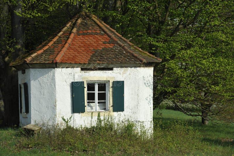 Cottage d'été photographie stock
