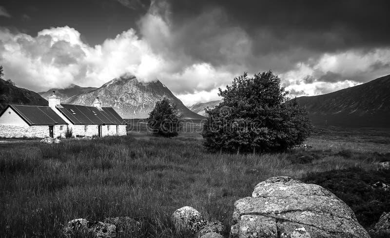 Cottage de BlackRock photographie stock