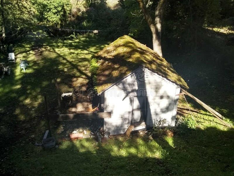Cottage di Grannys fotografia stock libera da diritti