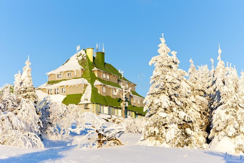 Cottage di Masarykova immagine stock
