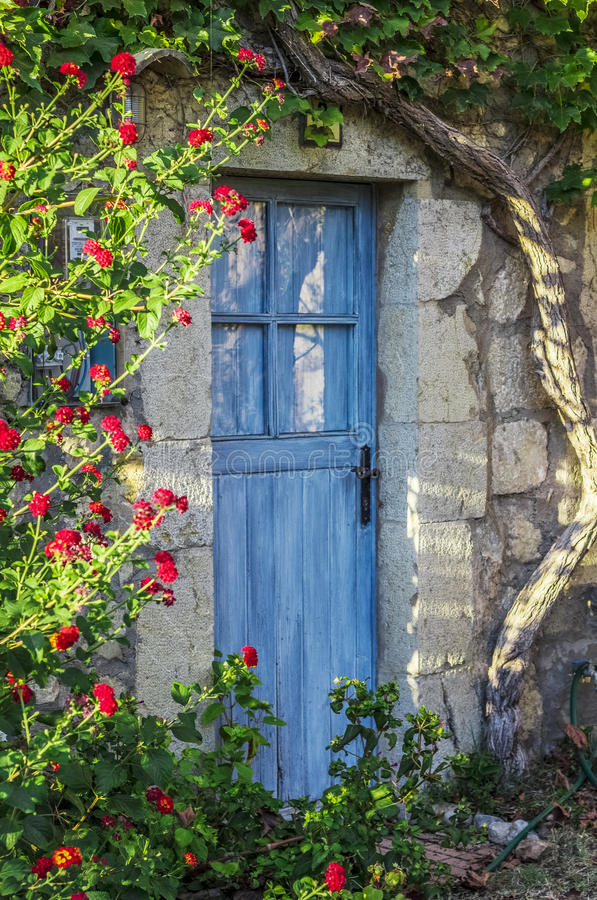 Charmant Download Cottage Door Stock Photo. Image Of Home, Facade, Branch   35958934
