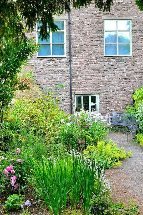 Free Cottage Garden Detail Stock Photo - 56698360