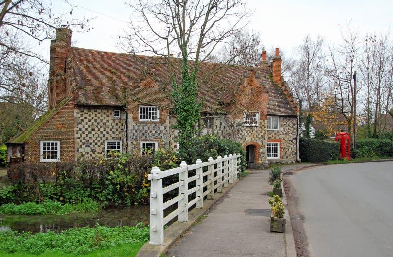 Cottage médiéval de Kent photos stock