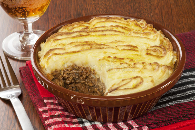 Download Cottage Pie stock image. Image of mashed, mash, traditional - 25440019