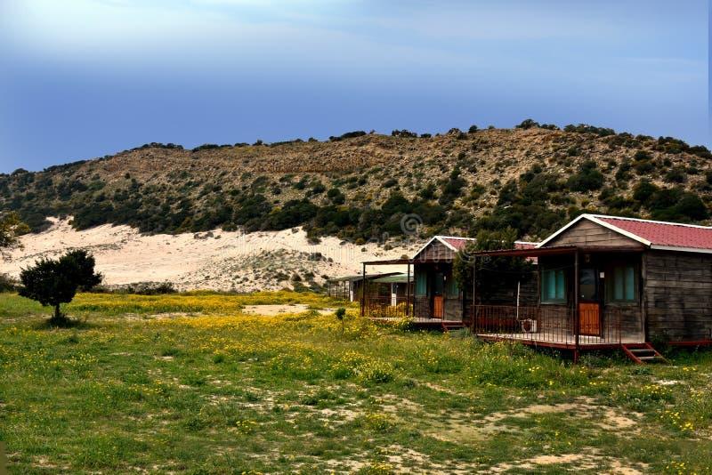 Cottages de week-end photo libre de droits