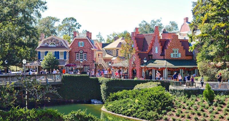 Disney World Orlando Florida royalty free stock image