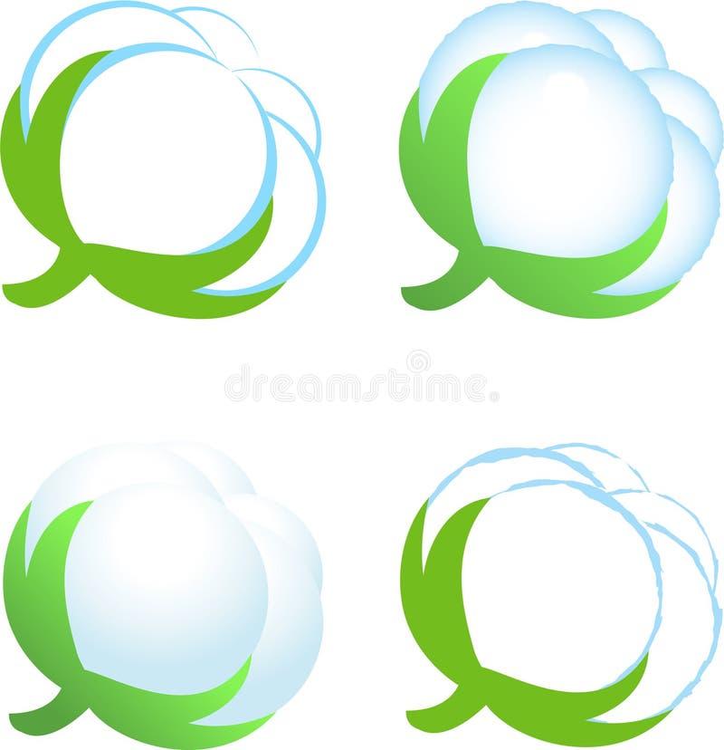 Download Cotton stock vector. Image of factory, environmentally - 9065213