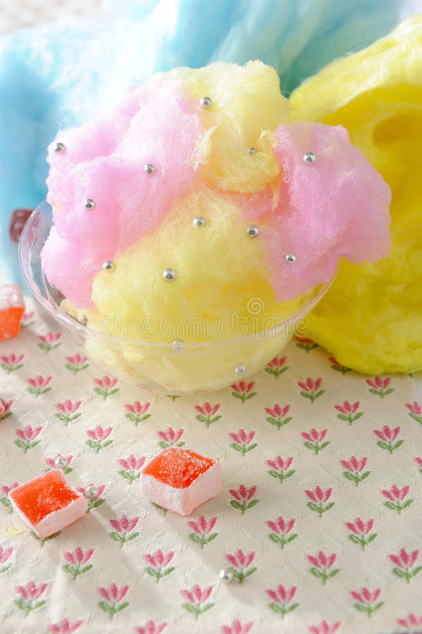 Download Cotton candy stock photo. Image of indulgence, making - 22798438
