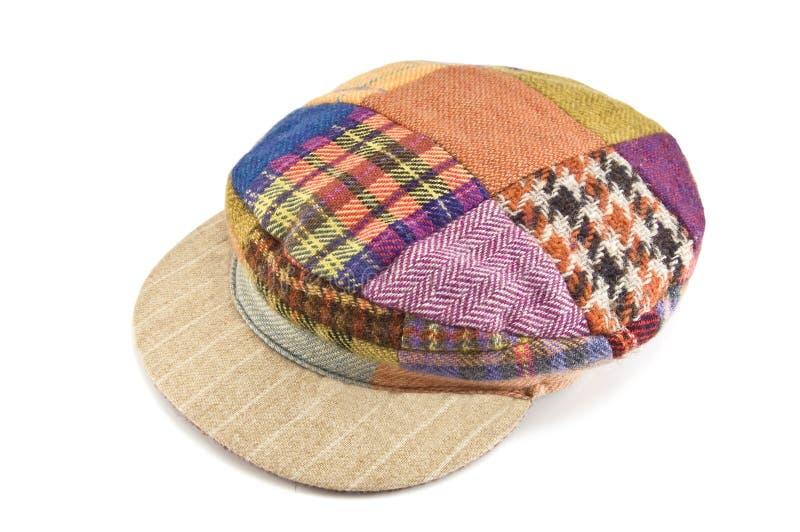 Download Cotton cap stock image. Image of single, tribal, white - 24807125