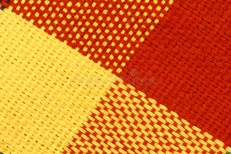 Download Cotton cloth stock image. Image of fabric, yellow, thread - 18665217