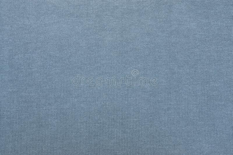 Cotton Fabric Of Gray-blue Color Closeup Stock Image - Image of ...