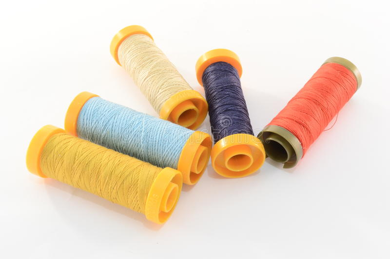 Download Cotton Reel Royalty Free Stock Photo - Image: 18069545