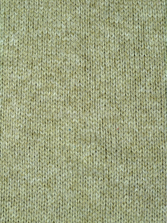 Cotton Sweater Close Up Royalty Free Stock Images