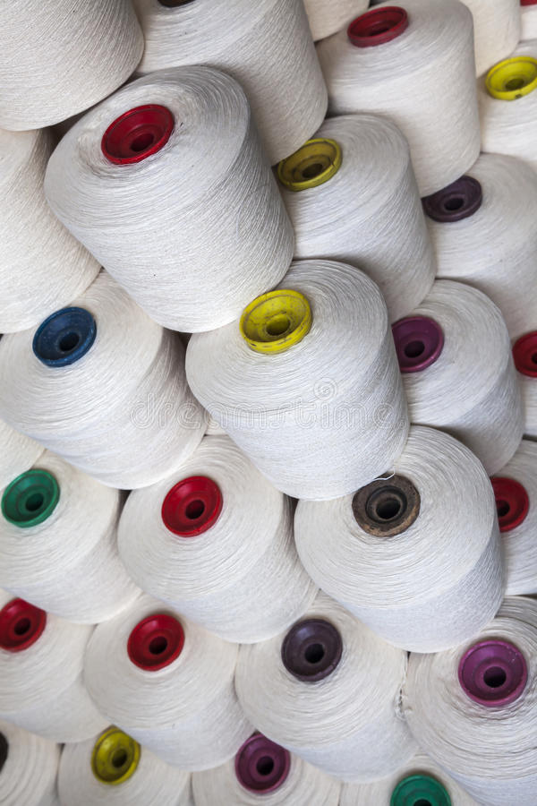 Download Cotton Thread Reel Stock Photography - Image: 26407862