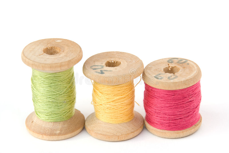 Download Cotton thread reels stock image. Image of fashion, thread - 2871711