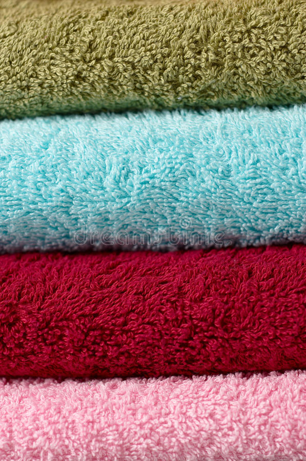 Download Cotton towels stock photo. Image of absorbent, hygiene - 11313398