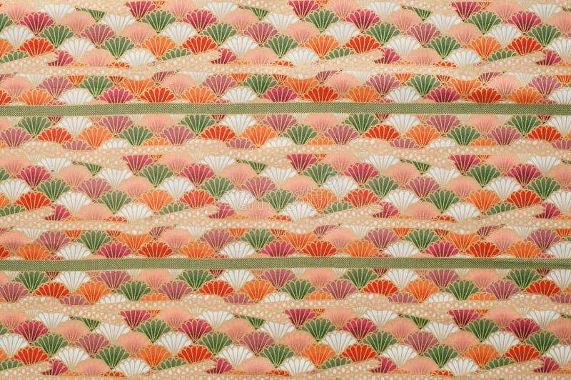 Cottonwood Close Up Antique Fabric. stock image