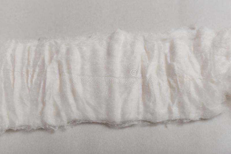 Cottonwool obrazy stock