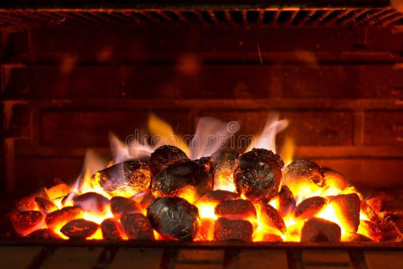 Cottura del barbecue fotografia stock libera da diritti