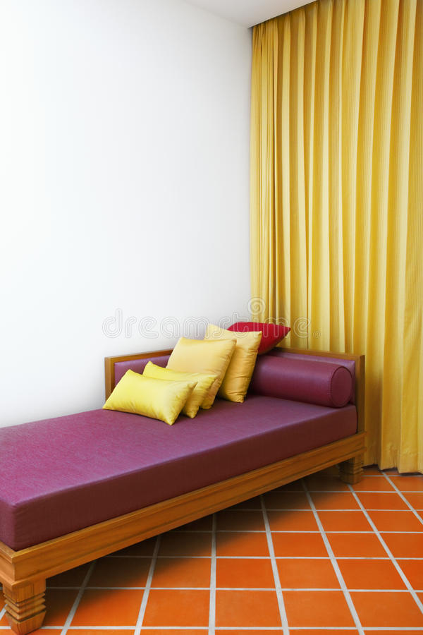 Couch stockbild