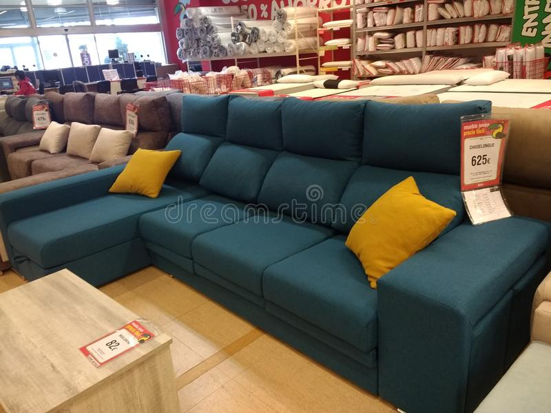 Couch stockfotografie